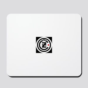 CZF_logo Mousepad