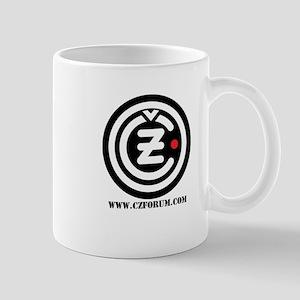CZ Forum Logo Mug