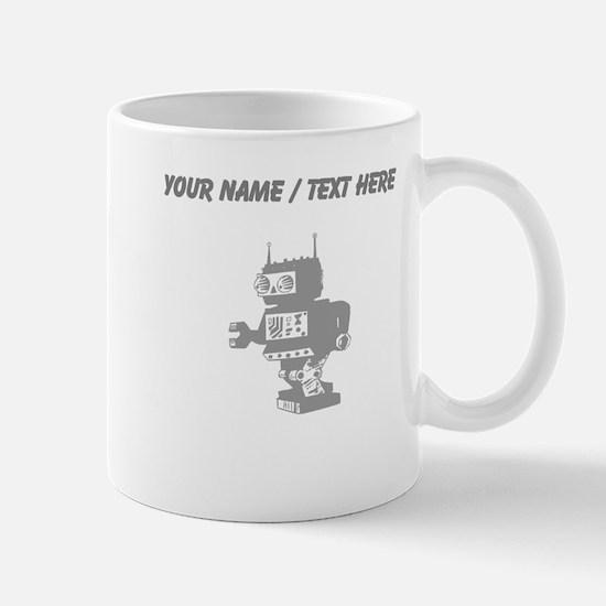 Custom Robot Alien Mug