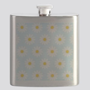 'Daisies' Flask