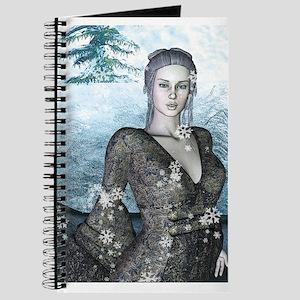 """Ice Princess"" Journal"