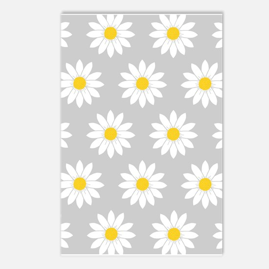 'Daisies' Postcards (Package of 8)