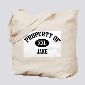Property of Jake Tote Bag