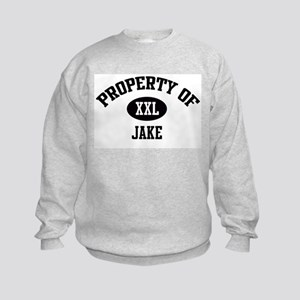 Property of Jake Kids Sweatshirt
