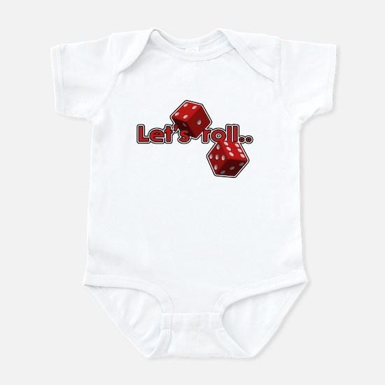 Let's Roll Infant Bodysuit