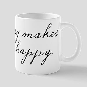 Cosplay makes me happy Mug