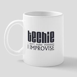 Techie Improvise Mug