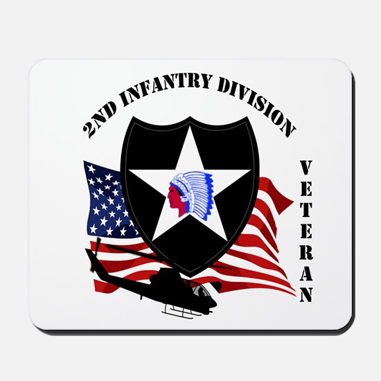 2nd Infantry Division aka Indian Head Division Mou