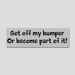 Get off my bumper! (Magnet)
