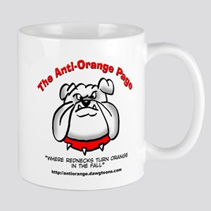 The Anti-Orange Page Mug