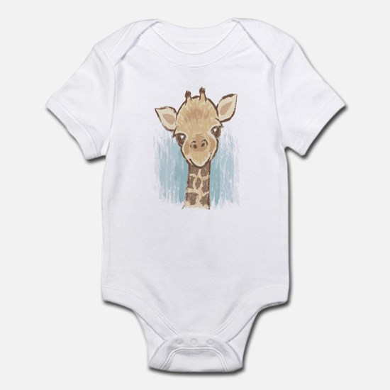 Sweet Giraffe Infant Bodysuit