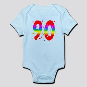 Confetti Rainbow 90 Body Suit