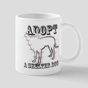 """Adopt A Shelter Dog """"Zuni"""" Mug"""
