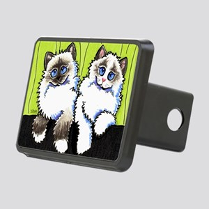 Pair of Dolls Off-Leash Art™ Hitch Cover
