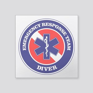 ERT Diver 1 Sticker