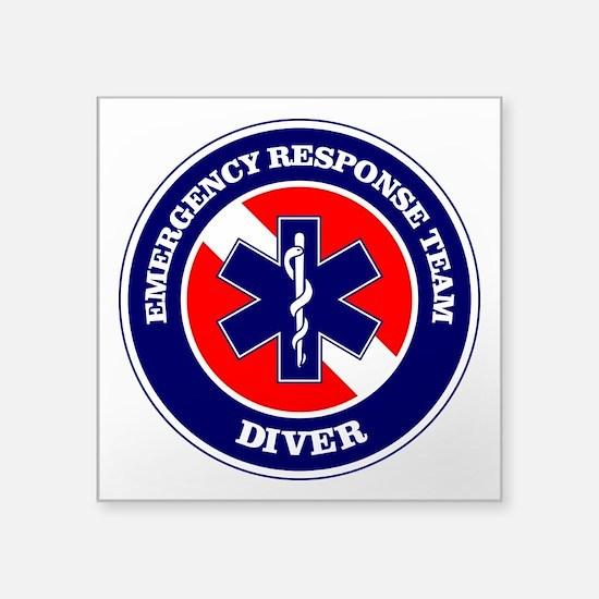 ERT Diver 1 Sticker