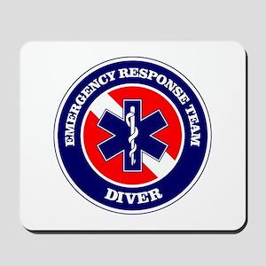ERT Diver 1 Mousepad