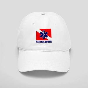 Rescue Diver (emt) Baseball Cap