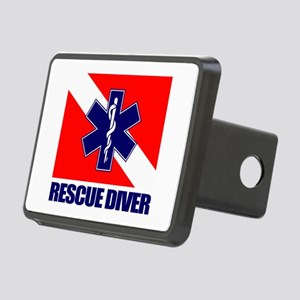 Rescue Diver (emt) Hitch Cover