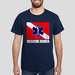 Rescue Diver (emt) T-Shirt