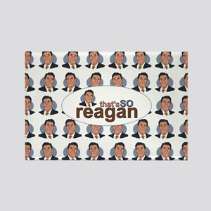 That's So Reagan! Rectangle Magnet
