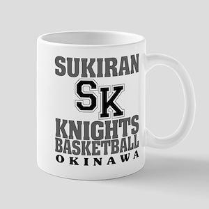 Knights Basketball Mug
