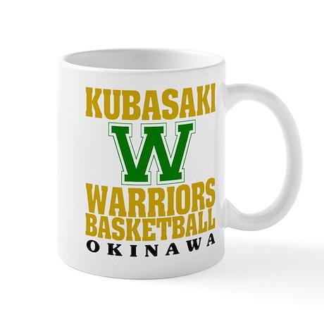 Warriors Basketball Mug