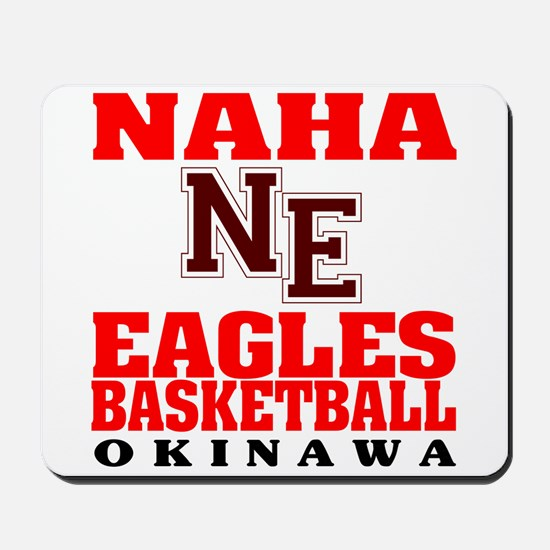 Eagles Basketball Mousepad