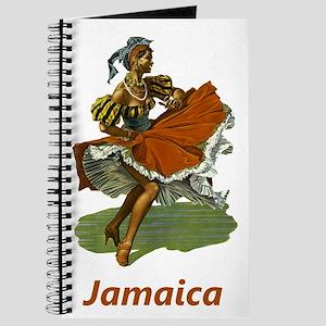 Vintage Jamaica Travel Journal