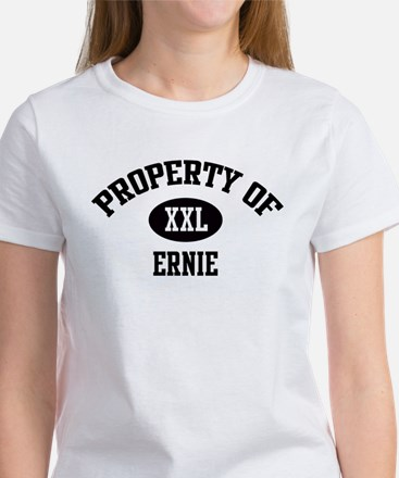 Property of Ernie Women's T-Shirt