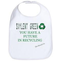 Soylent Green Recycling Bib