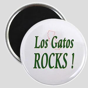 Los Gatos Rocks ! Magnet