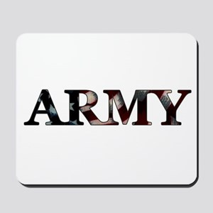 Army (Flag) Mousepad