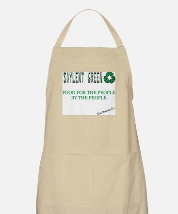 Soylent Green People BBQ Apron