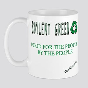 Soylent Green People Mug