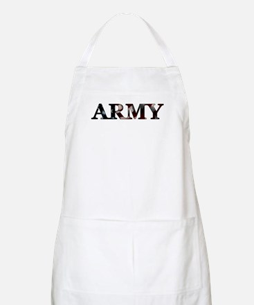 Army (Flag) BBQ Apron