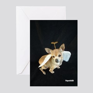 Timmy's an Angel Christmas Cards (Pk of 10)