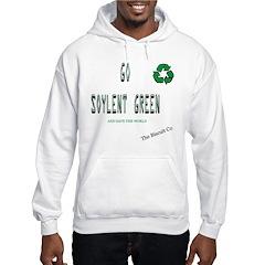 Go Soylent Green Hoodie