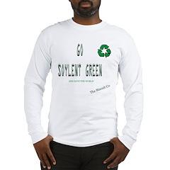 Go Soylent Green Long Sleeve T-Shirt