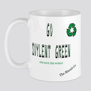 Go Soylent Green Mug