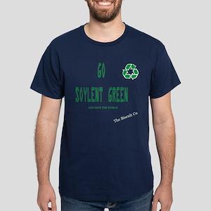 Go Soylent Green Dark T-Shirt