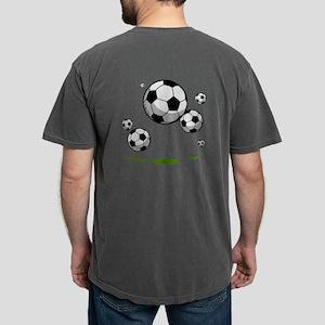Soccer (12) Mens Comfort Colors Shirt