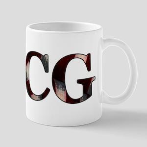 USCG (Flag) Mug