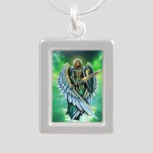 angel michael Necklaces