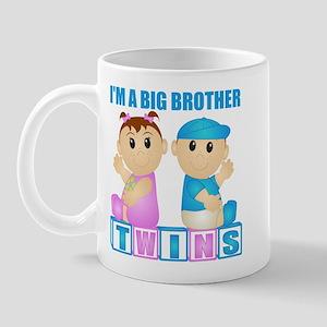 I'm A Big Brother (PBG:blk) Mug