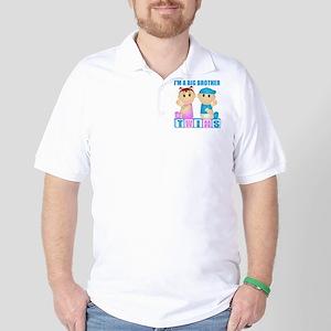 I'm A Big Brother (PBG:blk) Golf Shirt