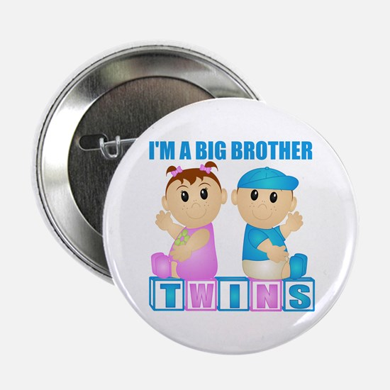 I'm A Big Brother (PBG:blk) Button