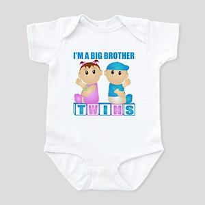 I'm A Big Brother (PBG:blk) Infant Bodysuit