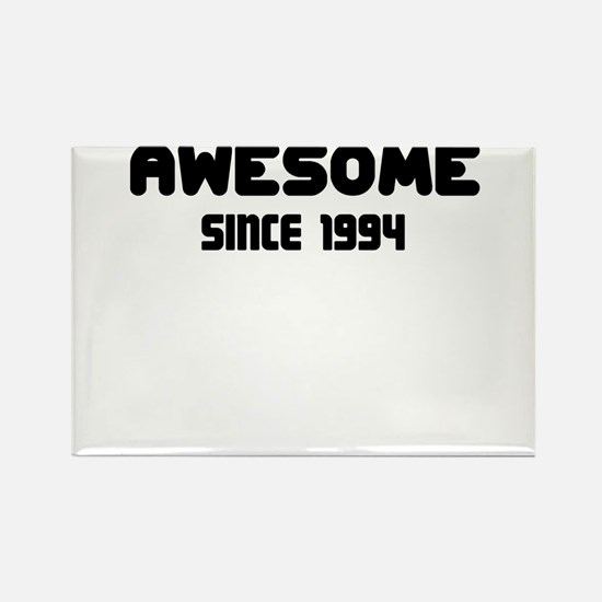 AWESOME SINCE 1994 Rectangle Magnet