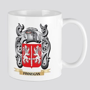 Finnegan Coat of Arms - Family Crest Mugs